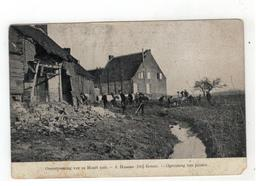 8.Hamme (Drij Goten) Overstrooming Van 12 Maart 1906 - Opruiming Der Puinen - Hamme