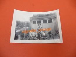 PHOTOGRAPHIE ORIGINALE COLLECTION ALBUM Datée - Situé - Coupe Vélo Moteur Solex - Cycling