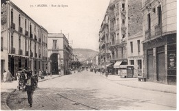 ALGER - RUE DE LYON - Alger