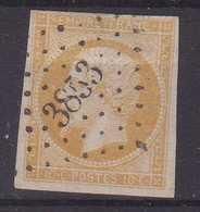 """FRANCE : PC 3853 . """" ARCHES """" . (82) . N° 13 . AB .   ( CATALOGUE MATHIEU ) . - Marcophily (detached Stamps)"""