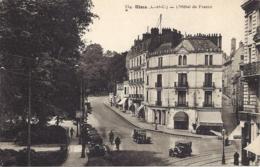 Blois, L'hotel De France - Blois