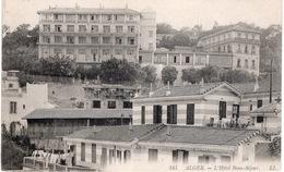 ALGER-  HOTEL BEAUSEJOUR - Alger