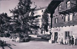 St Luc, Hôtel Bella Tolla VS, Bazar De La Poste, Automobile VW (17030) - VS Wallis