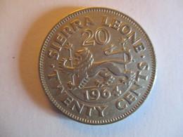 Sierra Leone: 20 Cents 1964 - Sierra Leone