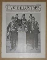 La Vie Illustrée N°228 Du 27/02/1903 Atrocités Turques En Macédoine/La Pantomime/Pape Léon XIII Police Du Vatican/Rugby - Journaux - Quotidiens