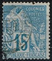 Colonies Françaises - 1881 - Y&T N°51 Oblitéré - Alphée Dubois