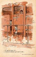 Carte De La Série Soldats De L'assiette Au Beurre. Poulbot F. - Poulbot, F.