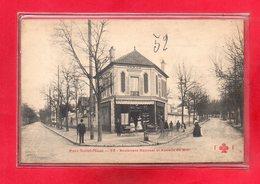 94-CPA PARC SAINT MAUR - Saint Maur Des Fosses