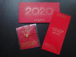 ENSEMBLE DU NOUVEL AN CHINOIS LANCOME 2020 - Cartes Parfumées