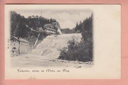 OLD POSTCARD - SWITZERLAND -  SCHWEIZ - SUISSE -  VALLORBE  1900'S - VD Vaud