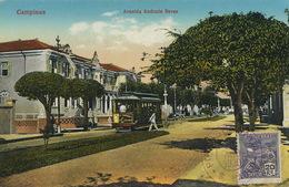 Campinas Avenida Andrade Neves  Tram Tramway Tranvia - Autres