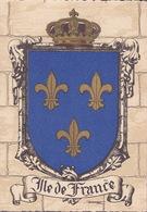 CP - JYLBERT - Barré Et Dayez - Barday - écusson De Province - ILE DE FRANCE - 1294F - Barday