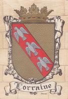 CP - JYLBERT - Barré Et Dayez - Barday - écusson De Province - LORRAINE - 1294G - Barday
