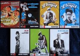 Les Films Burlesques - 1920 / 1926 - Lot De 7 DVD  . - Comedy