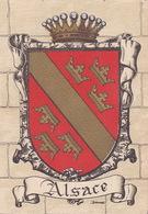 CP - JYLBERT - Barré Et Dayez - Barday - écusson De Province - ALSACE - 1294H - Barday