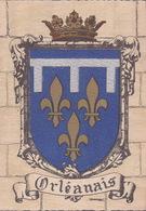 CP - JYLBERT - Barré Et Dayez - Barday - écusson De Province - ORLEANAIS - 1294T - Barday