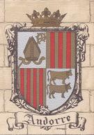 CP - JYLBERT - Barré Et Dayez - Barday - écusson De Province - ANDORRE - 1295H - Barday