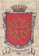 CP - JYLBERT - Barré Et Dayez - Barday - écusson De Province - LANGUEDOC - 1295K - Barday