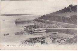 PONT-AVEN - Port Manech - LE Port - Barques - Animé - Pont Aven