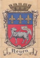 CP - JYLBERT - Barré Et Dayez - Barday - écusson De Province - ROUEN - 1315A - Barday