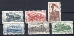 Cecoslovacchia 1956 -- Conferenza Sul Trasporto -- **MNH - Cecoslovacchia