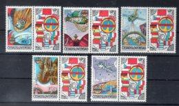 Cecoslovacchia 1984 -- INTERKOSMO-- **MNH - Cecoslovacchia