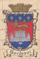 CP - JYLBERT - Barré Et Dayez - Barday - écusson De Province - BORDEAUX - 1319A.2 - Barday