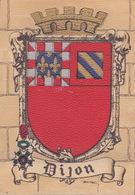 CP - JYLBERT - Barré Et Dayez - Barday - écusson De Province - DIJON - 1323A - Barday