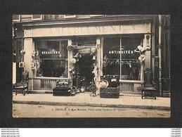 75 - PARIS - L. HECKLE - 3 Rue Molière Paris (près L'avenue De L'Opéra - Occasions - Antiquités - Arrondissement: 01
