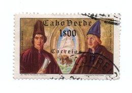 CAPE VERDE»1952»USED - Kap Verde