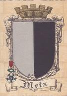 CP - JYLBERT - Barré Et Dayez - Barday - écusson De Province - METZ - 1325I - Barday