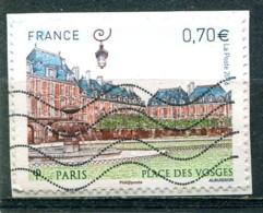 France 2016 - YT 5055 (o) Sur Fragment - Usati
