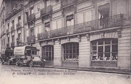 [44] Loire Atlantique > Nantes Faïence Verrerie Porcelaine Ets P Bureau 10 Quai Duquesne Nantes - Nantes