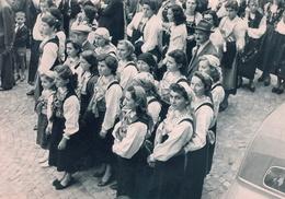 SARDEGNA - GRUPPI DI RAGAZZE NEI COSTUMI TRADIZIONALI - 1950 - Costumes