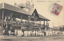 CPA Cambodge Pnom-Penh Champ De Courses - Cambogia