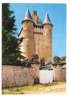 Jouillat (23660) Le Chateau De Jouillal - Frankrijk