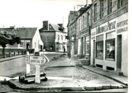 N°3004 T -cpsm Brécey -rue Du Calvados- - Altri Comuni