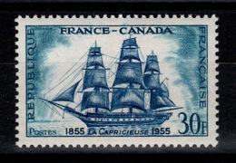 YV 1035 France Canada N** Cote 6 Euros - France