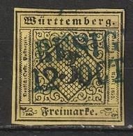 Wurtemberg N° 2 - Wuerttemberg
