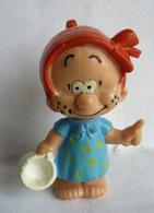 Figurine BOULE ET BILL , BOULE EN CHEMISE DE NUIT Schleich - ROBA - 1985 (1) - Figurines