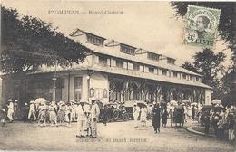CPA Cambodge Pnom-Penh Royal Cinéma - Cambogia