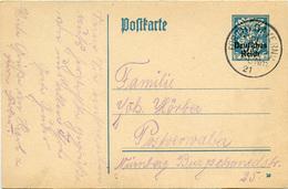 (Lo3835) Ganzs.. DR St. Fürth N. Nürnberg - Germany