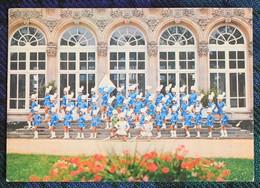 CPSM 88  Majorettes De  Contrexeville - Vincey