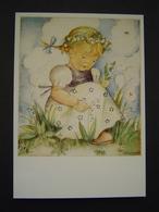 CARTE POSTALE Ancienne Enfant : HUMMEL / JOSEF MULLER - MUNCHEN N° 5792 / GERMANY - Hummel