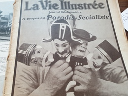 VI 06/ PARADIS SOCIALISTE/GUESDE VAILLANT JAURES /PARTI SOCIALISTE CATASTROPHE SALISBURY /ROI CAMBODGE A PARIS - Livres, BD, Revues