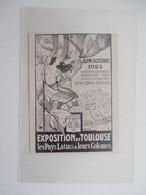 Année(1924)  TOULOUSE (31) Exposition Des Pays Latins & Leurs Colonies   - Ancienne Coupure De Presse - Historical Documents
