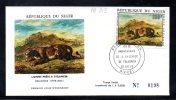 Niger A 215 Fdc Delacroix , Lionne - Non Classés