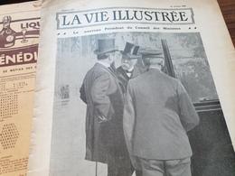 VI 06/ CLEMENCEAU /GENERAL PICQUART /SOUS MARINS CATASTROPHE LUTIN BIZERTE /MEETING AUTO FOURDON BERLIETCHENARD BERLIET - Livres, BD, Revues