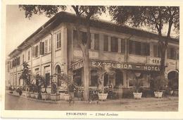 CPA Cambodge Pnom-Penh L'Hôtel Exelsior - Cambogia