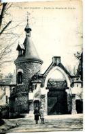 N°3021 T -cpa Montgeron -porte Du Moulin De Senlis- - Montgeron
